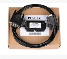New RS232 PC-TTY PC to TTY Adapter Programming Cable for Siemens S5 PLC 6ES5734-1BD20(China)