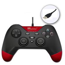 LNOP Usb Wired Gamepad for PS3 Controller Sony Playstation 3 console Dualshock 3 Vibration Gamepad for PC tablet PS 3 Joystick(China)