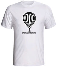New MODEST MOUSE Logo Indie Rock Band Men's White T-Shirt Size S To 3XL Cheap Price 100 % Cotton T Shirts Men Cool Tees Top(China)