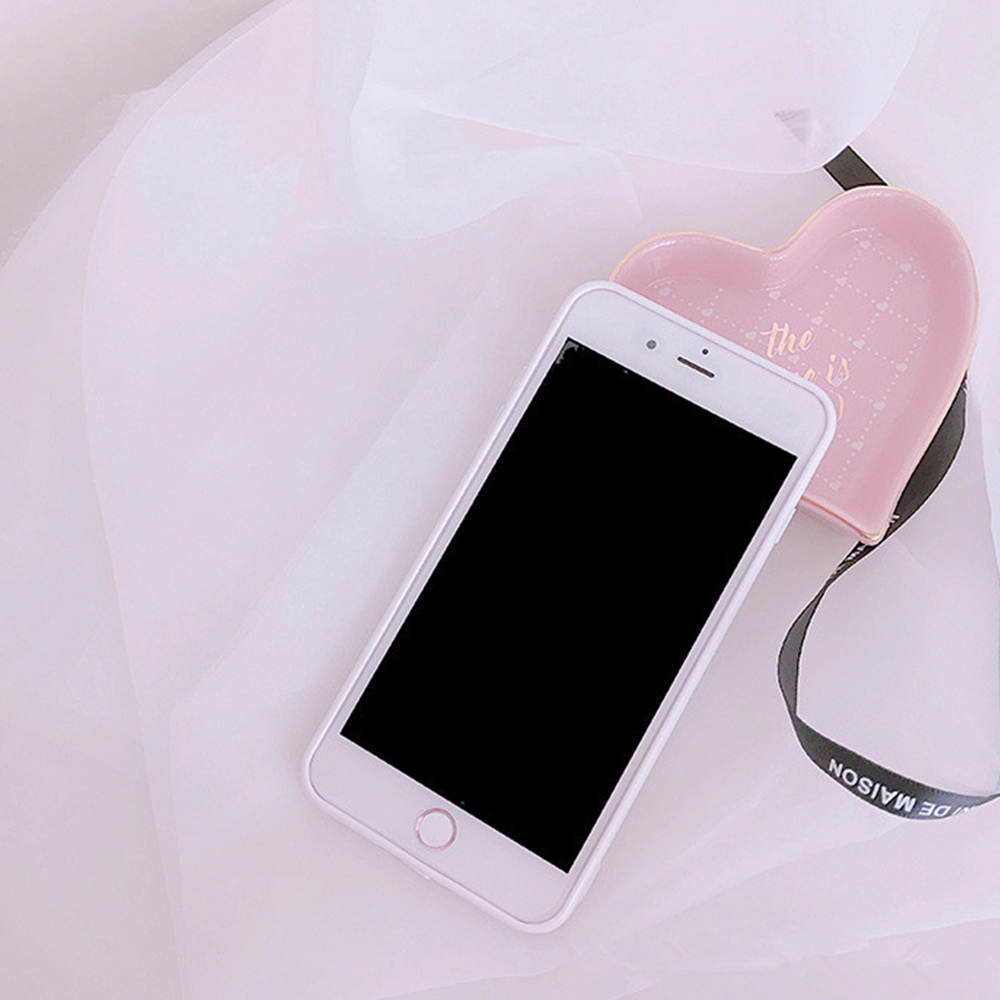 Heyytle Kickstand Phone Stand Holder Cover For Apple iPhone X 8 7 6S 6 Plus Case Shell Cute Fantasy Soft TPU Back Cover Cases 12