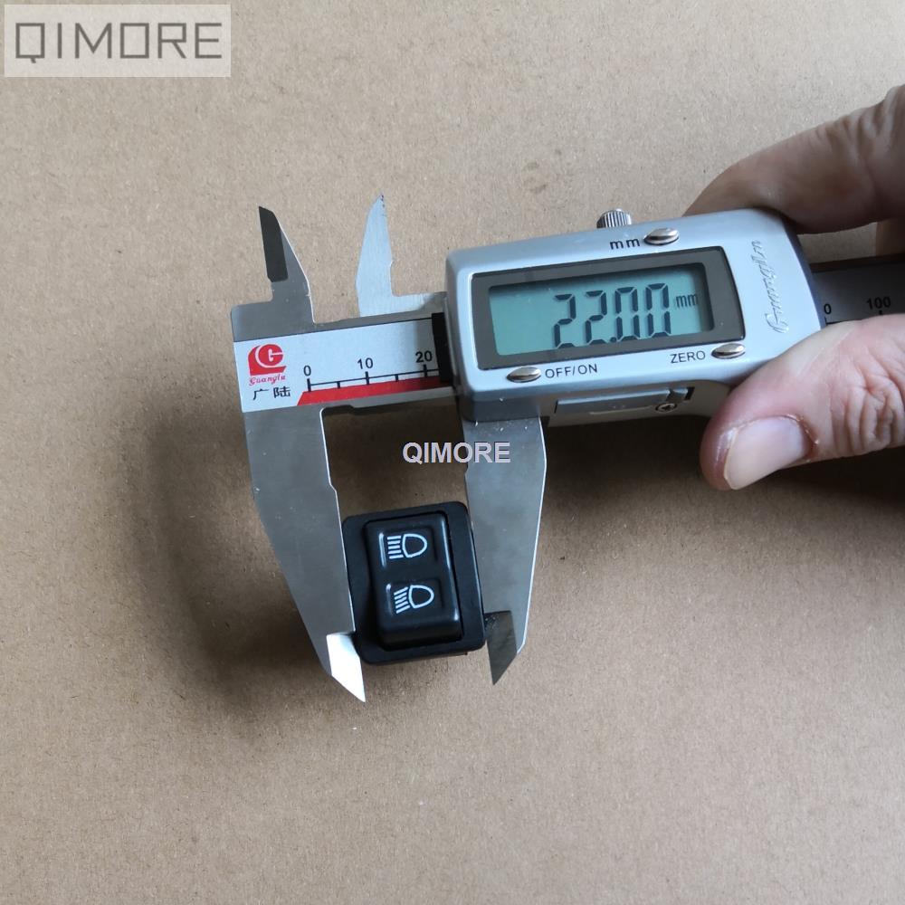 GY6 50 hi-lo beam switch 5
