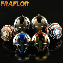 Wars Perfume Cartoon Air Freshener The Avengers Star e Marvel Style for Car Air Condition Vent Superman With Fragrance