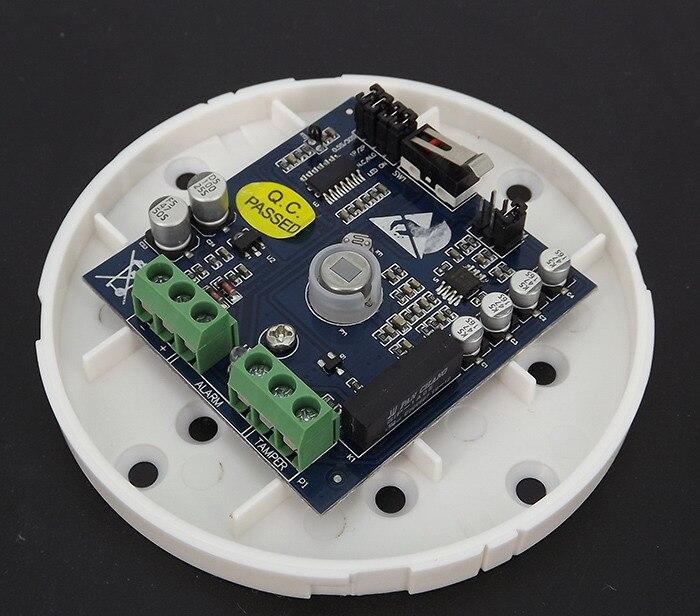 Wired Ceiling PIR sensor detector 12V