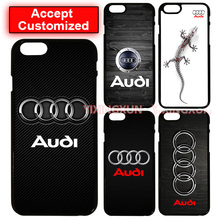 New For Audi Case for LG G2 G3 G4 G5 G6 iPhone 4 4S 5 5S SE 5C 6 6S 7 8 Plus Samsung S3 S4 S5 Mini S6 S7 S8 Edge Plus Note 3 4 5