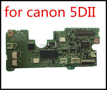 Buy NEW Original new 5D MarKII 5D Mark II 5DII 5D2 bottom Mother board Driver board canon 5D MarK II 5D II 5D2 for $52.00 in AliExpress store