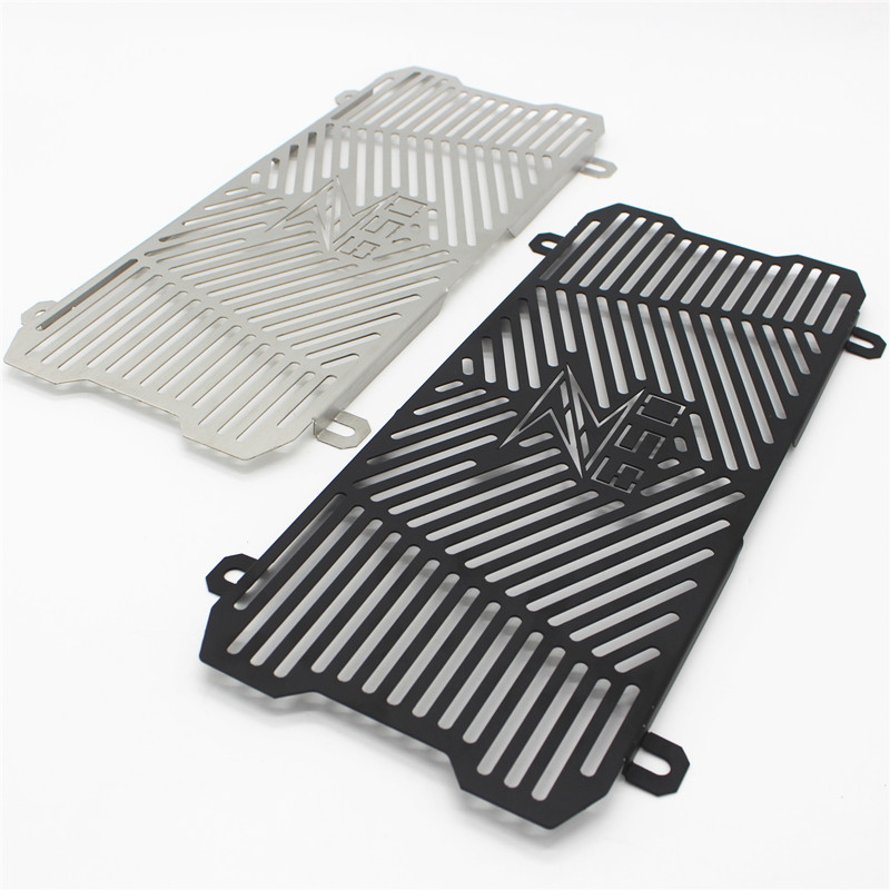 2017 New For Kawasaki Z650 Arrived Motorcycle Stainless Steel RADIATOR GUARD COVER Protector Fit For Kawasaki Z650 water tank<br>