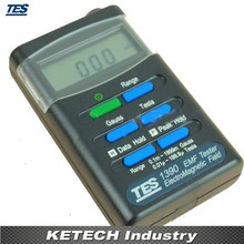 TES1391 Portable Digital EMF Meter Electromagnetic Field Detector