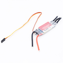 ZTW Brushless Spider OTPO 40A ESC Speed Controller Multi-Rotor Helicopter VEH84 T31(China)