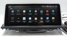 """YOKOTRON"" 10.25""Touch  Android 4.4 Car Radio Audio Stereo MP5 for BMW X5 X6 (CCC Only) 2007-2010+1080P+GPS Navi"