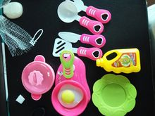 four types Kitchen cooking toy pretend play game for children one set(China)