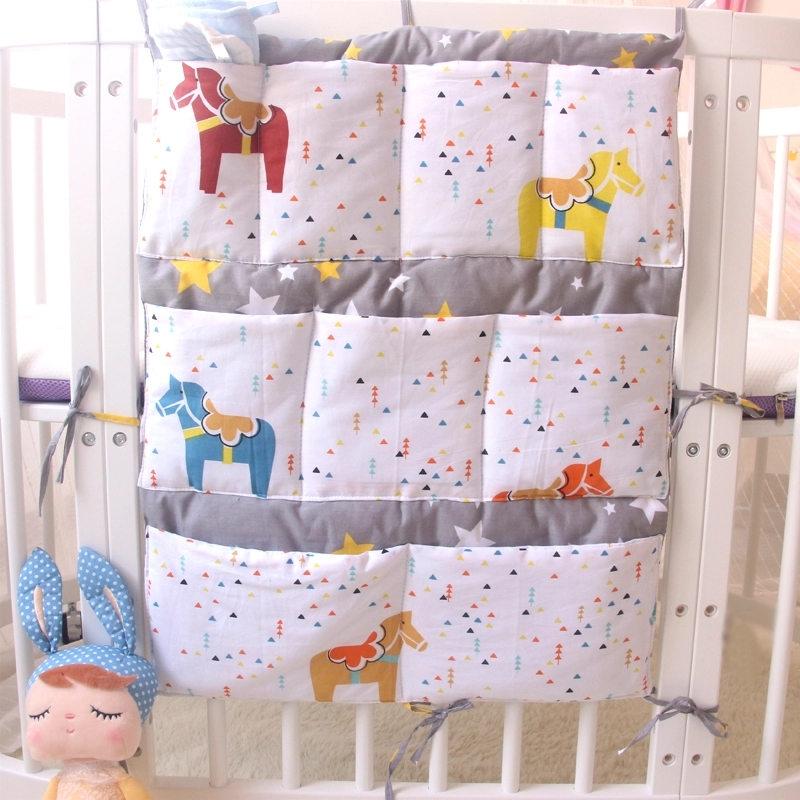 Карманчики на кроватку детскую своими руками 75