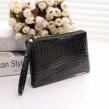 Buy Luxury Crocodile Case iPhone 5 5S SE 6 6S plus 7 8 Plus X Fashion Wallet Card Slots Stand Women Handbag Phone Cover for $1.39 in AliExpress store