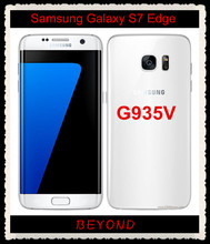 "Samsung Galaxy S7 Edge G935V Original Unlocked 4G LTE Android Mobile Phone Quad Core 5.5"" 12MP RAM 4GB ROM 32GB 3600mAh(China)"