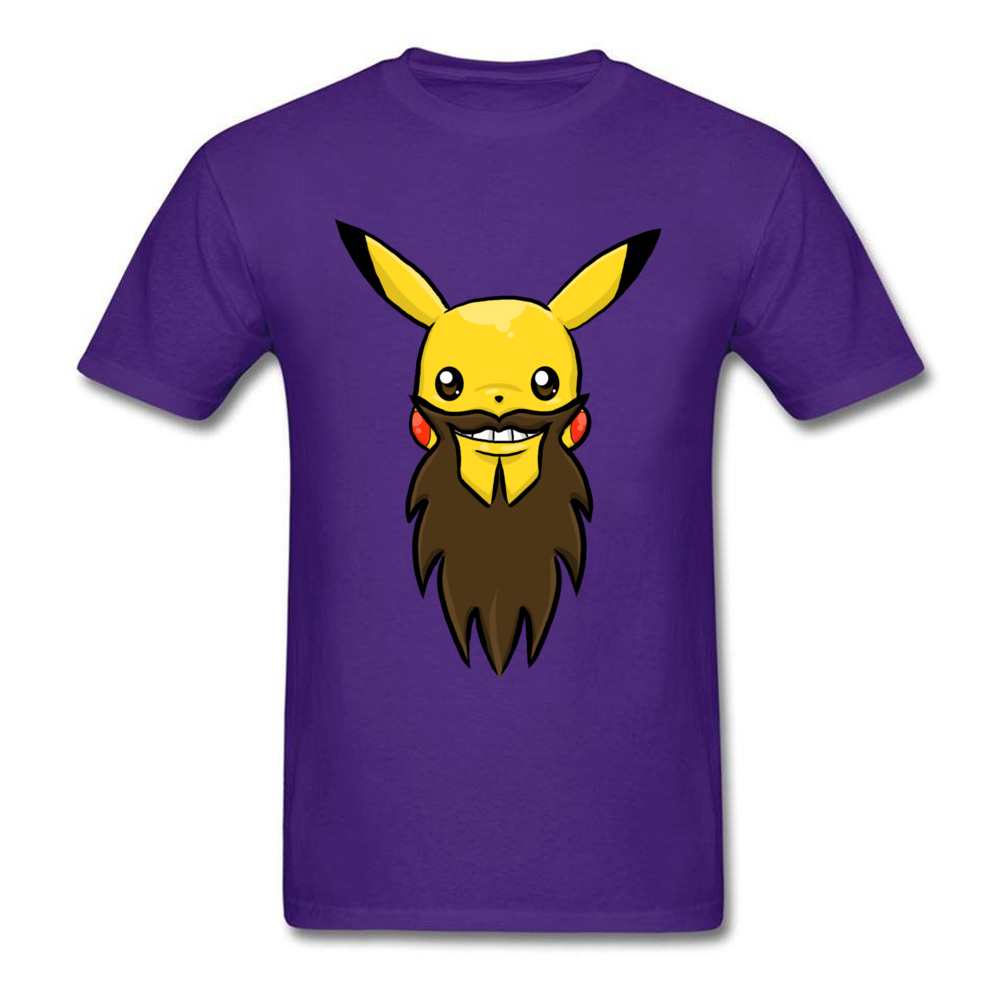 Happy Pika Beard_purple