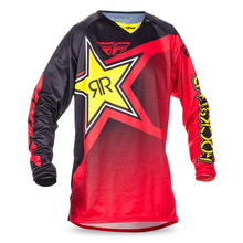 2017 Men RockStar Motocross MX jersey Mountain Bike DH Clothes Bicycle Cycling MTB BMX Jersey Motorcycle Cross Country shirts