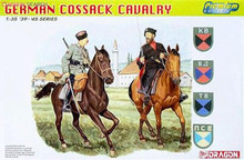 Dragon 1/35 6065 German Cossack Cavalry Model Kit(China)