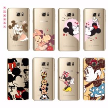 PUNQZY Case for SamSung Note3 Note4 Note5 A3 A5 A7 A3 2016 A5 2016 A7 2016 A8 A3 2017 A5 2017 A7 2017 S8 S8Plus Mickey Mouse pc(China)