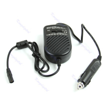 Universal DC 80W Car Auto Charger Power Supply Adapter Set For Laptop Notebook C26