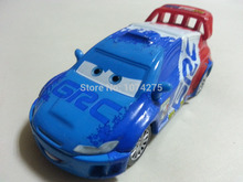Pixar Cars Diecast Raoul Caroule (France) Metal Diecast Toy Car 1:55 Loose Brand New In Stock & Free Shipping