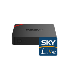 Skylive Europe IPTV For Amlogic S905X S912 Android TV Box + T95N 4K  Streaming Media Player Best Movie Service