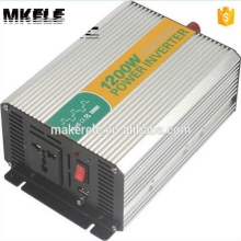 MKM1200-241G dc ac modified sine wave 24v to 110v 1200W industrial power inverters solar inverter manufacturers(China)