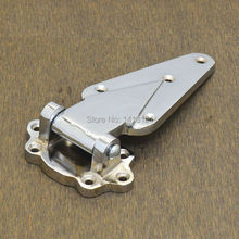 free shipping 270mm Cold store storage drying oven hinge industrial part Refrigerated truck door hinge Steam Door Hinge hardware
