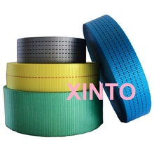 7.5CM--10CM,10T Shipping cargo lashing strap sling package ratchet tie down belt binder webbing sling.(China)