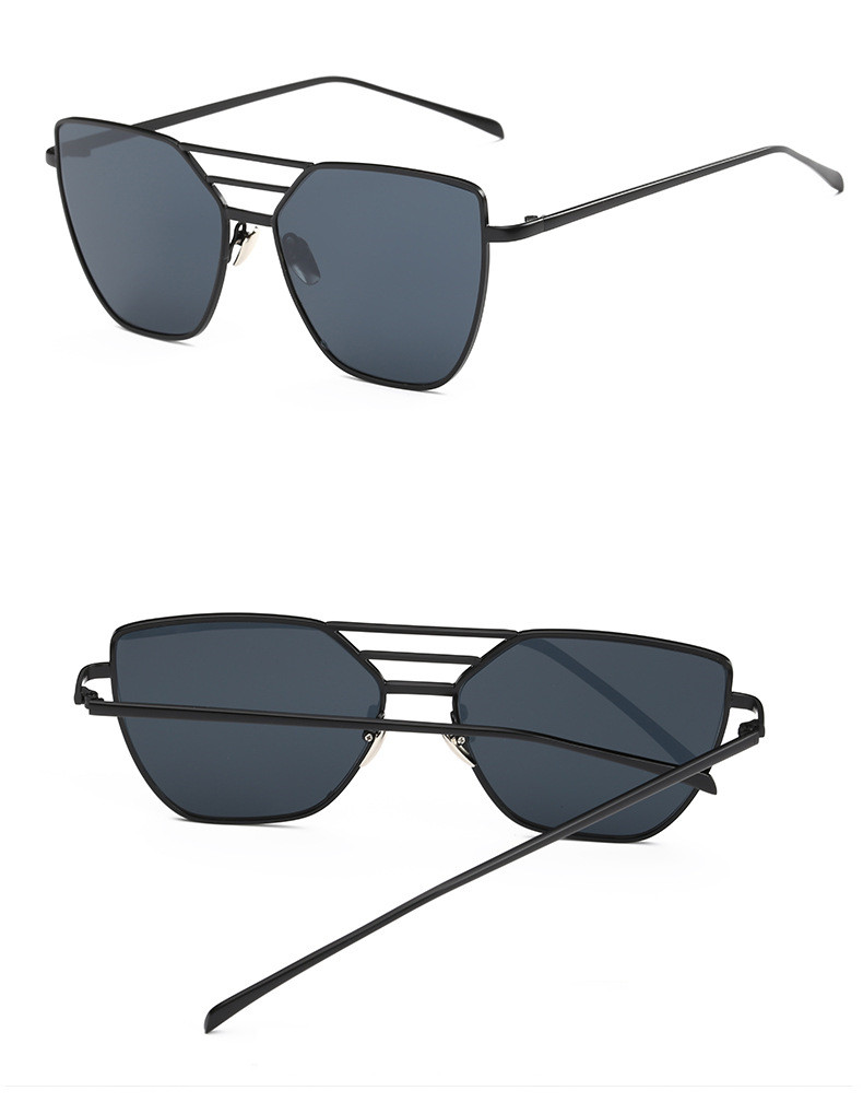 High Quality Cat Eye Sunglasses Women Brand Designer Driving Summer Sun Glasses Women Female Lady Sunglass Mirror Vintage Retro (9)