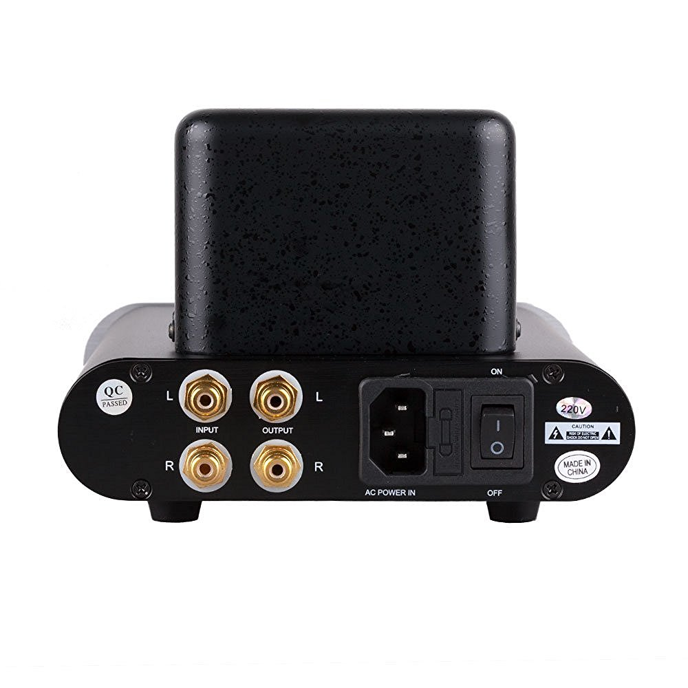 Little Dot MK3 MKIII AMP RTC5654+6H6PI Tube Headphone Amplifier Stereo Amplifier Class A HiFi Preamp Finished Product 110~240V