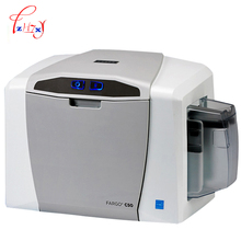 Commercial PVC Printers id card printer Single Side Plastic Card Printing Machine C50 1pc(China)