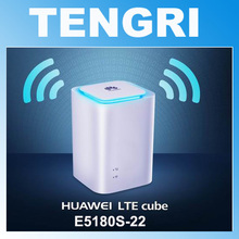 Unlocked 150Mbps Huawei E5180 E5180S-22 4G WiFi Cube Home wireless Router with sim card slot