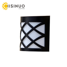 6 LEDs Solar Outdoor waterproof IP65 Light Powered Led Lamp Energy Saving Wall Lamp Solar Security Lights for Outdoor Garden