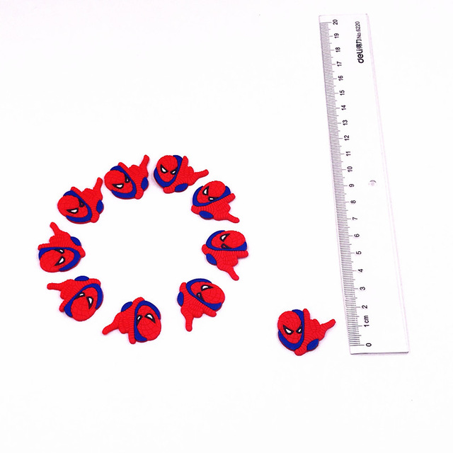 10PCS-Lovely-Cartoon-Avenger-Spiderman-Batman-Captain-America-PVC-Flatback-DIY-PVC-Shoe-Charms-DIY-Gadgets.jpg_640x640 (10)