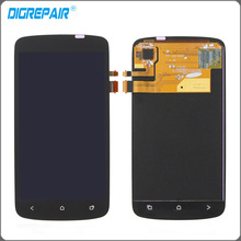 Black For HTC ONE S Z520E LCD Display Touch Screen Digitizer Assembly Replacements Free Shipping+Tracking No