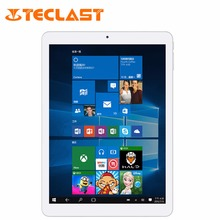"Teclast X98 Plus II 9.7"" IPS Retina 2048*1536 Dual Boot Windows 10 + Android 5.1 Intel Z8350 Quad Core 4G RAM 64G ROM Tablet PC(China)"