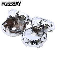 Car Styling Wheel Hub Cover 4pcs/Set 64/68mm Car Wheel Center Hub Cap Rim Caps Cover Emblem Badge