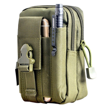 FGGS Hot outside Molle Waist Bags Men's casual Casual Waist Pack Purse Mobile Phone Case for Phone(China)