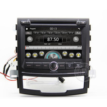 2 din 7 inch for Ssangyong Korando/New Actyon Car DVD GPS navigation with 3G,Bluetooth,GPS,TV,Radio with Free map