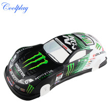 S049 1/10 1:10 PVC painted body shell for 1/10 RC hobby racing car