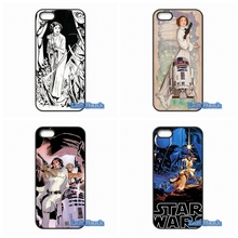 Star Wars Princess Leia Phone Cases Cover For Samsung Galaxy 2015 2016 J1 J2 J3 J5 J7 A3 A5 A7 A8 A9 Pro(China)