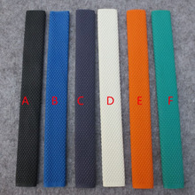 Carom Billiard Cue Grips Accessories Pool Cues Rubber Handle Wrap Grip 12 Colors(China)