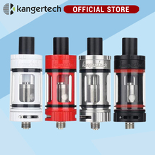Kanger Toptank Mini Atomizer 4.0ml Top Refilling Sub Ohm Tank with  Delrin Drip Tip for free shipping