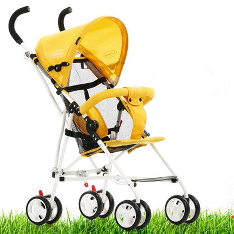 EQBABY folding baby trolley super light portable can be on the plane umbrella cart<br><br>Aliexpress