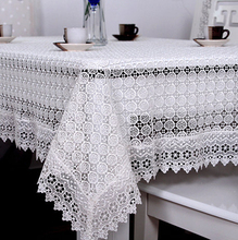 "#244 square 130cm/51""  hot sale lace embroidery  house design tablecloth table mat table cover wholesale"