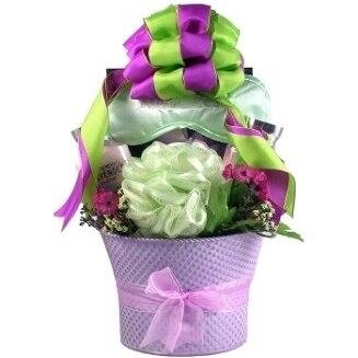 Gift Basket Village LaFi Lavender Fields Spa Gift Basket For Her (1)
