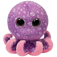 "Ty Beanie Boos 6"" 15cm Legs Octopus Plush Stuffed Animal Collectible Soft Big Eyes Doll Toy(China)"
