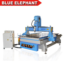 ELE1325 Vacuum Table CNC Router Wood Cutting Machine With Dust Collector For Carving Cnc Router(China)