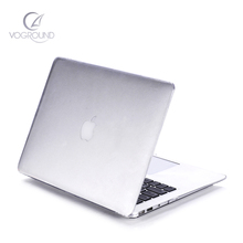VOGROUND Fashion Transparent Crystal Case For Apple Macbook Air Pro Retina 11 12 13 15 Laptop Cover Bag For Mac book 13.3 inch(China)