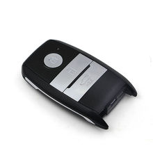 Free Shipping  Car Remote FOB Smart Key Shell Case For KIA K3 2013-2014 Optima K5 Aceessories For KIA Key Cover 2+1 Buttons