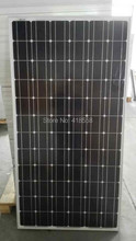 free shipping 2kw solar panels for home use mono crystalline solar panel 200w 10pcs CE, RoHS TUV Certification(China)